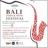 The First Bali Food and Wine Festival by Rumah Luwih, How Does It Looks?