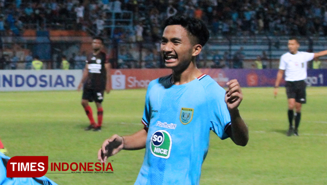 Hambali Tolib from Persela Lamongan Get Scouted for a Trial at Norwegian FC