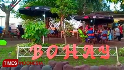 Pantai Bohay Probolinggo, a Perfect Place to Spend Your Evening with Your Friends and Families