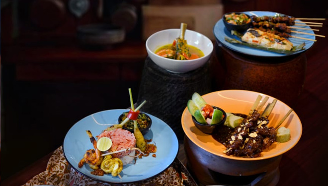 Enjoy Various Menu of Satay at Aston Denpasar Hotel & Convention Center