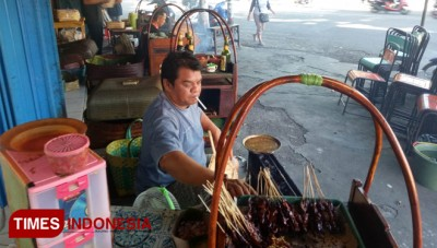 Sate Ayam Ponorogo the Most Popular Chicken Satay in Indonesia