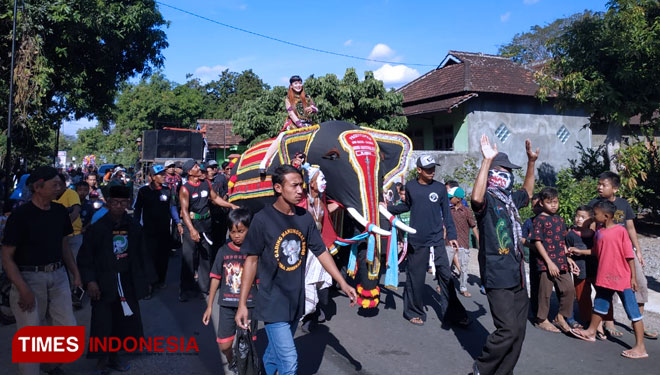 Gajah-gajahan, Another Unique Dance from Ponorogo