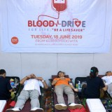 HARRIS Hotel & Residences Sunset Road Bali and Red Cross Conducted a Blood Donation