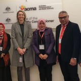 KPI Pusat-ACMA Agreed to Exchange the Broadcast Content Regulation Information