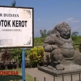 Introducing the Dvarapala, 'Totok Kerot' in Kediri