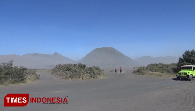 The Phenomenon of 'Frozen Bromo' Increased the Number of Visitors by 30%