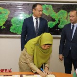The Provincial Government of NTB Agreed to Cooperate with Uzbekistan for Halal Tourism
