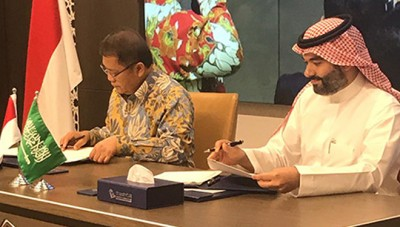 Indonesia - Saudi Arabia Signed an MoU of Digital Collaboration
