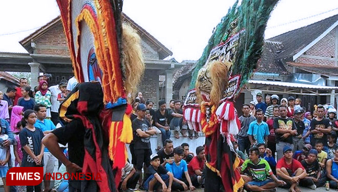 Hundreds of Reog will be Performed in Every Village in Ponorogo by 11 July