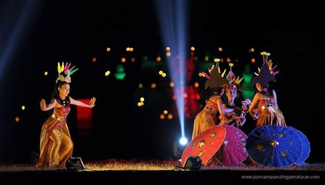 Purnama Seruling Penataran Ballet Blitar to be Re-staged