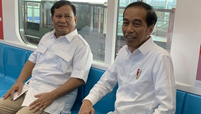 Jokowi-Prabowo Bertemu, Ketum PP GP Ansor: The End of Cebong-Kampret