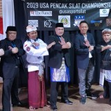 First Event, USSSA Held USA Pencak Silat Championship 2019