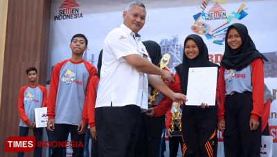 Mahasiswa BEST Gelar Mading 3D Competition
