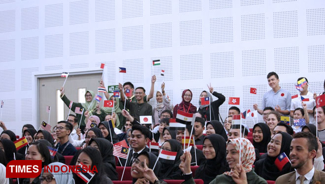 25 Countries Participated in Summer School of UMY