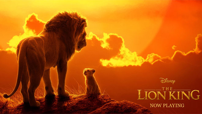 'The Lion King' Meraung di Puncak Box Office AS