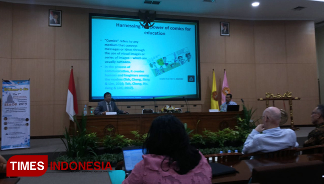 Research Design should have been the Main Issue at the International Conference in USD Yogyakarta