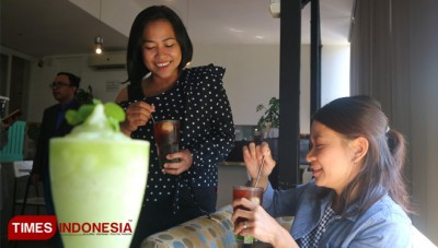 The Localist Coffee and Bistro Hadirkan Cafe Ramah Ibu Anak di Surabaya