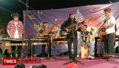 AIESEC Brawijaya Held Cultural Festival to Introduce Indonesian Culture to the World