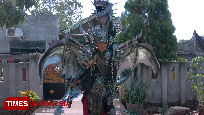 Tuban has an International Carnival Costume Designer? Let's Check It Out