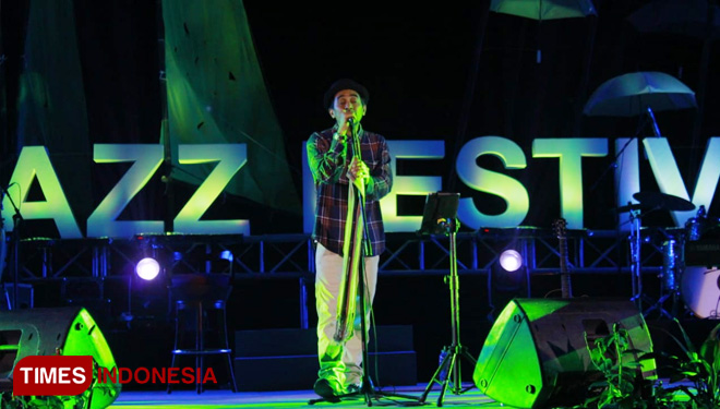 Banyuwangi Beach Jazz Festival Bikin Glenn Fredly Gagal Move ON