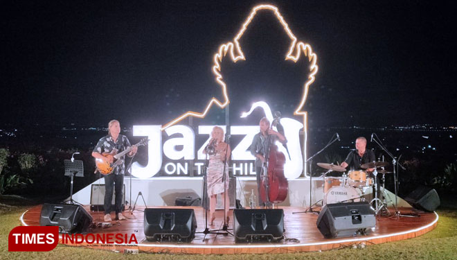 The Pre-event Ubud Village Jazz Festival 2019 was Held at Three Different Places