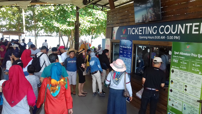 Ayo Berwisata di Rabbit House Sea Forest Adventure Batam
