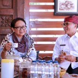 Taste the Exotic Food of Banyuwangi with The Indonesian Minister for Foreign Affair