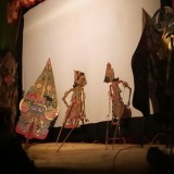 The Hotel Tugu Malang Had The Puppet Show