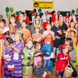 ICC NSW Inc Held a People's Market in Australia to Celebrate the Indonesia's Independence Day