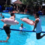 Hawai Waterpark Malang Held Lots of Fun Games to Celebrate the Independence Day
