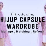 Tampil Cantik dengan Inspirasi Pakaian dari HIJUP Capsule Wardrobe