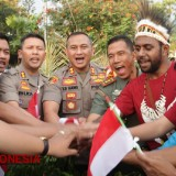 Mnt tlg tayang sekarang: The Malang Chief Police Officer and the Papua Youths Sat Together for a Feast