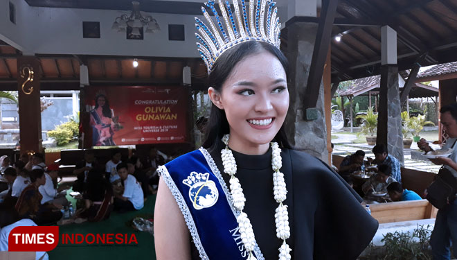 Get Closer to Olivia Gunawan: Miss Tourism and Culture Universe 2019