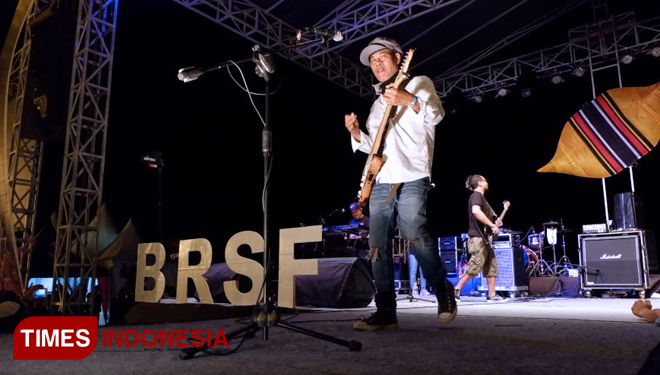 The Tony Q Rastafara Performances Hypnotized All the Audience of Bali Reggae Star Festival