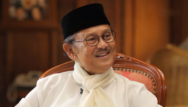 Dedication to BJ Habibie: A Beloved Former President of Indonesia that Passed Away