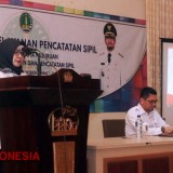 Dispendukcapil Launching