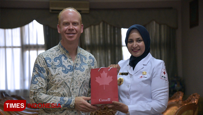 Canada Holds Jember for Several Cooperations