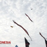 Bali Reggae Star Festival 2019 Held the Kite Competition at Mertasari Beach Bali