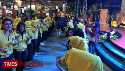 Reconfu Laju Ladies 87 Bikin Heboh Malang Night Paradise