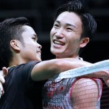 Anthony Ginting Gagal Pertahankan Gelar Juara China Terbuka