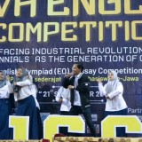 Java English Competition 2019 UINSA Uji Kemampuan Kembangkan Conversation