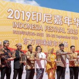 Wonderful Indonesia Goes to China for Inafest 2019