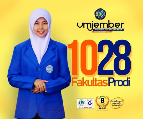 DISPLAY FOKUS UNIVERSITAS MUHAMMADIYAH JEMBER
