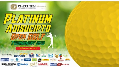 Platinum Adisucipto Open Golf Tournament 2019, Sediakan 4 Mobil Hadiah Hole In One