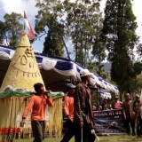 Parade 1000 Tumpeng in Genilangit Becomes the New Icon of Tourism Attraction in Magetan