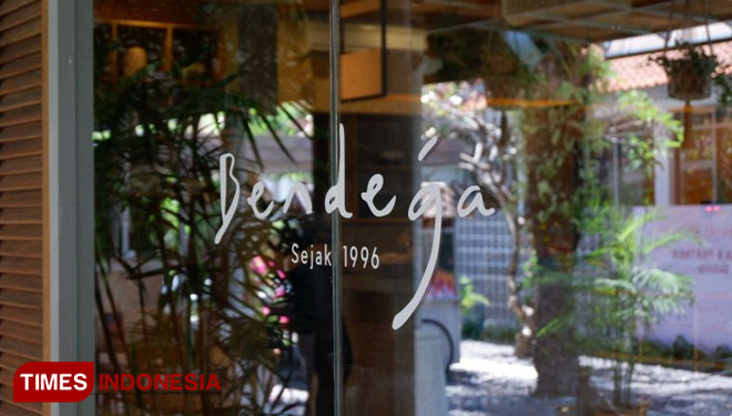 Check the New Look of Bendega Restaurant Bali