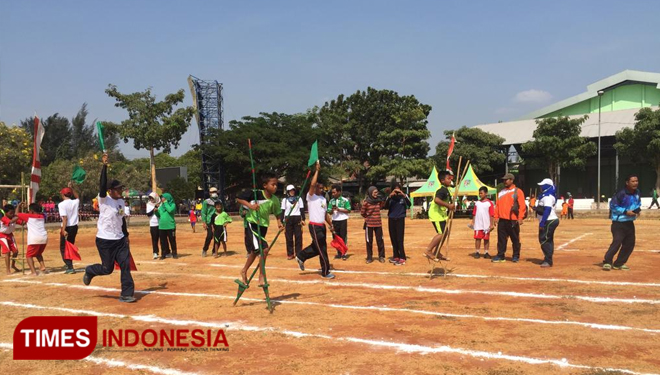 Ortrad, a Competition for Traditional Games and Activities of Tuban