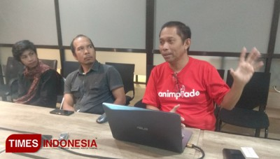 Yogyakarta is Appointed to be the Host of Animpiade 2019