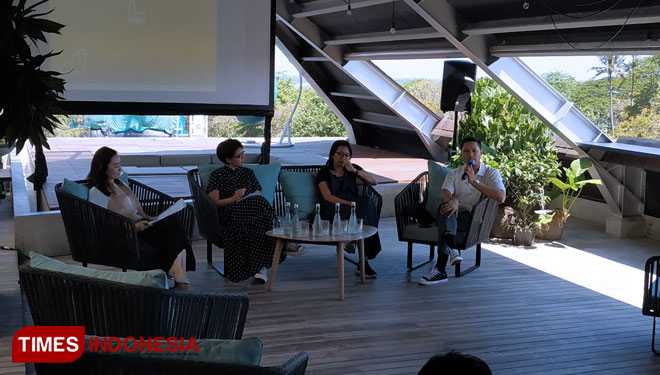 Art and Music Conference Odyssey 2019, Youth Inspiration Event at ARTOTEL Sanur Bali