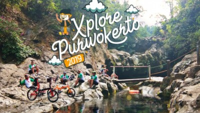 Xplore Purwokerto 2019, the Best Event for a Folding Mountain Biker